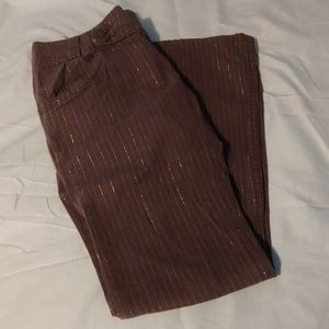 3/$15 Unionbay Pants Size 7 Stretch